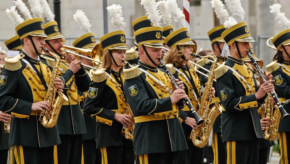 Imprezy cykliczne - Regionalny Przegląd Orkiestr OSP