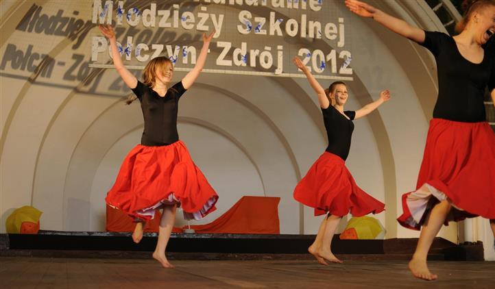 Zespoły i sekcje - Teatr Tańca Figiel