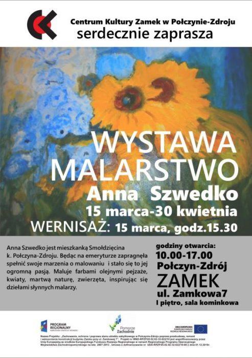 plakat Anna Szwedko