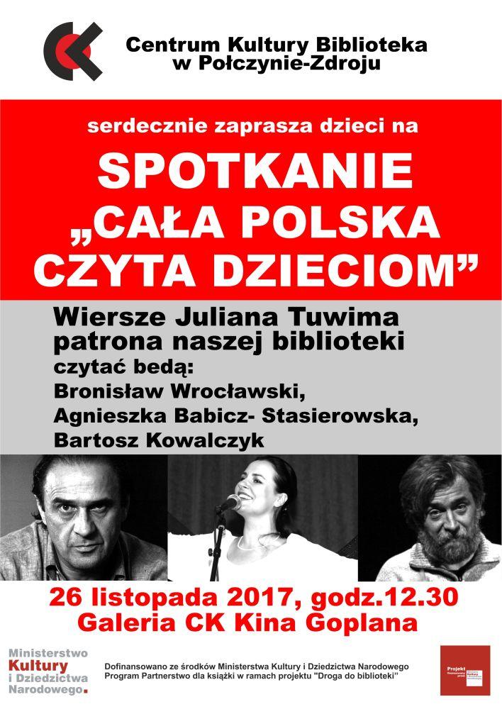 Centrum Kultury W Połczynie Zdroju Cała Polska Czyta
